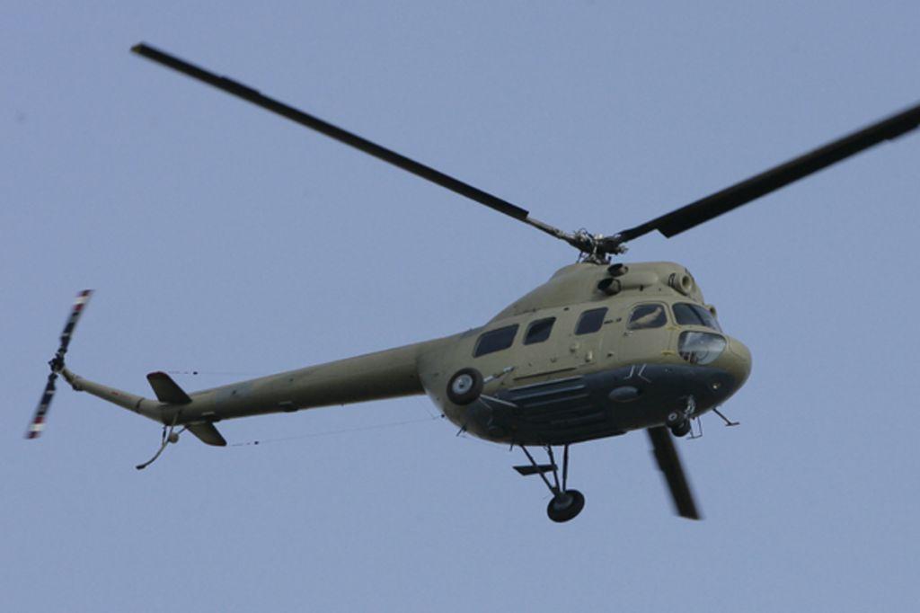 Красноярец купил вертолёт и летал на нём по Таймыру, правда, без документов и разрешений.