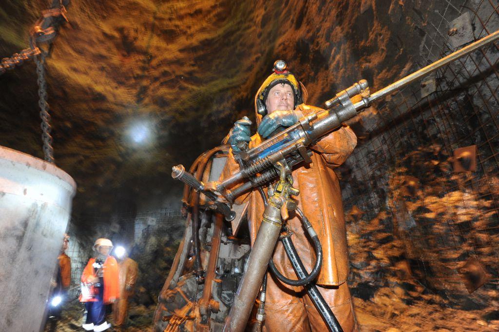 «Скалистый глубокий» станет первым автономным рудником «Норникеля».