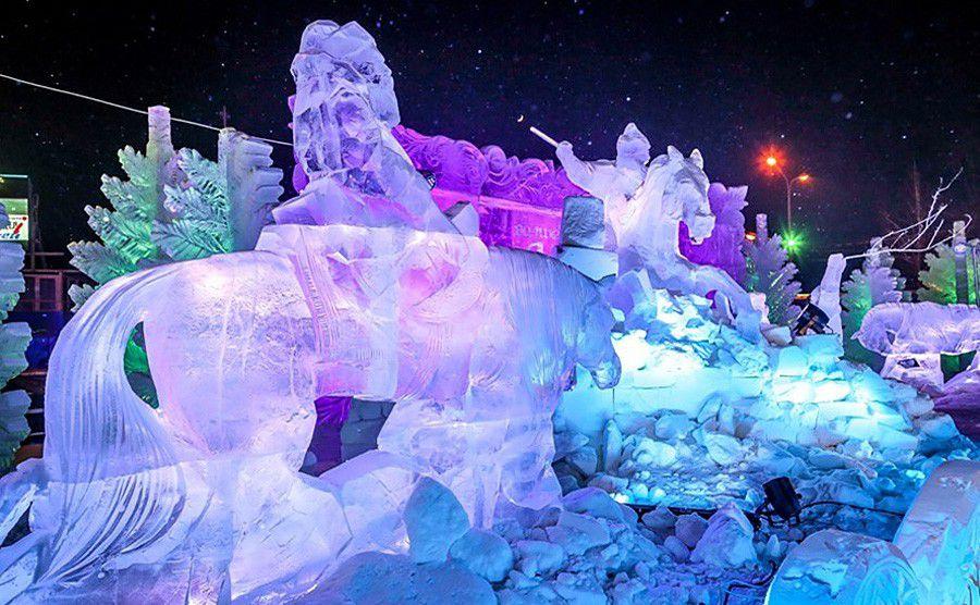 В Красноярске определились команды – участники конкурса «Волшебный лёд Сибири».
