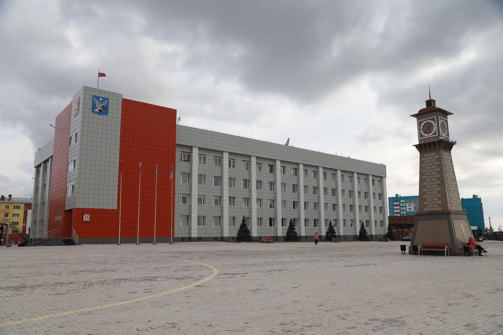 В столице Заполярья появится новая площадь Притяжение Таймыра.