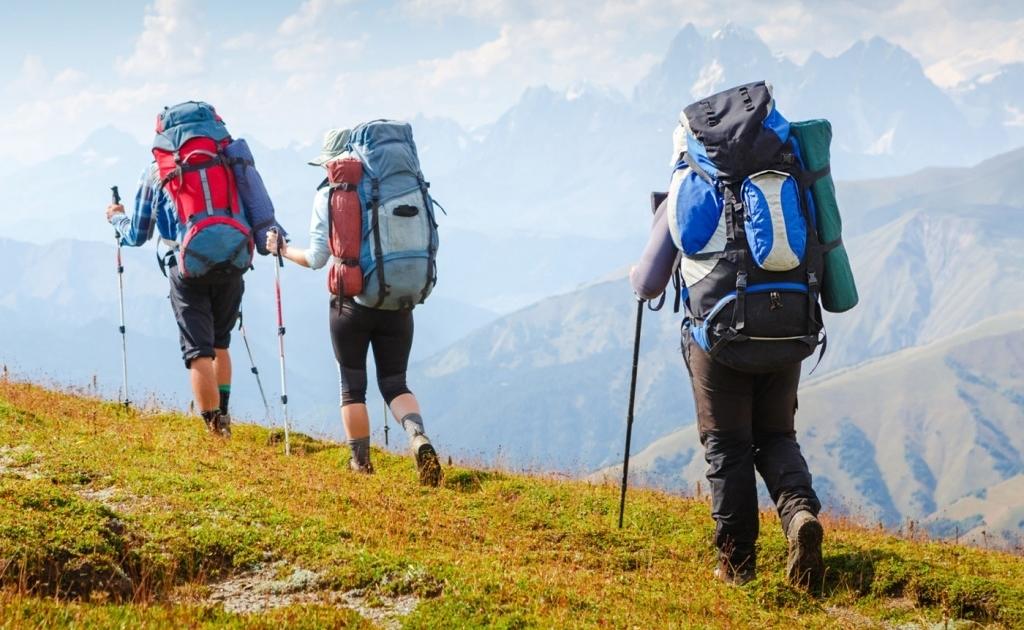 Онлайн-регистрация туристических маршрутов