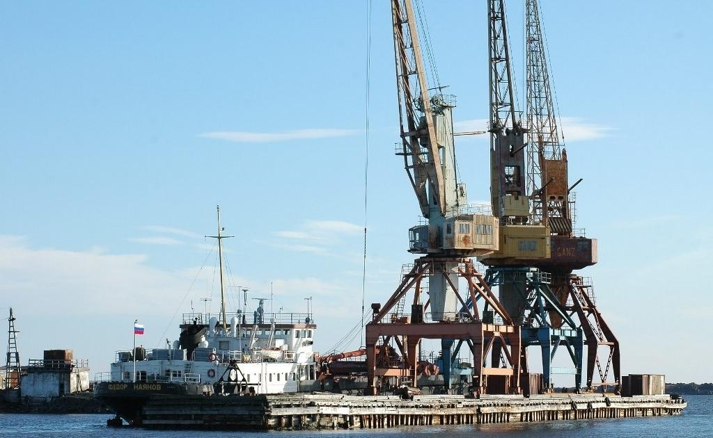 Начато строительство грузового терминала «Енисей» на Таймыре