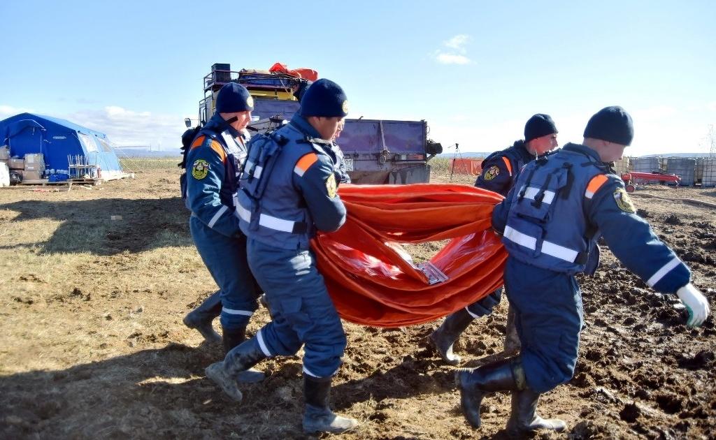 Помощь в ликвидации последствий аварии Норильску предложила норвежская государственная нефтяная компания «Статойл»