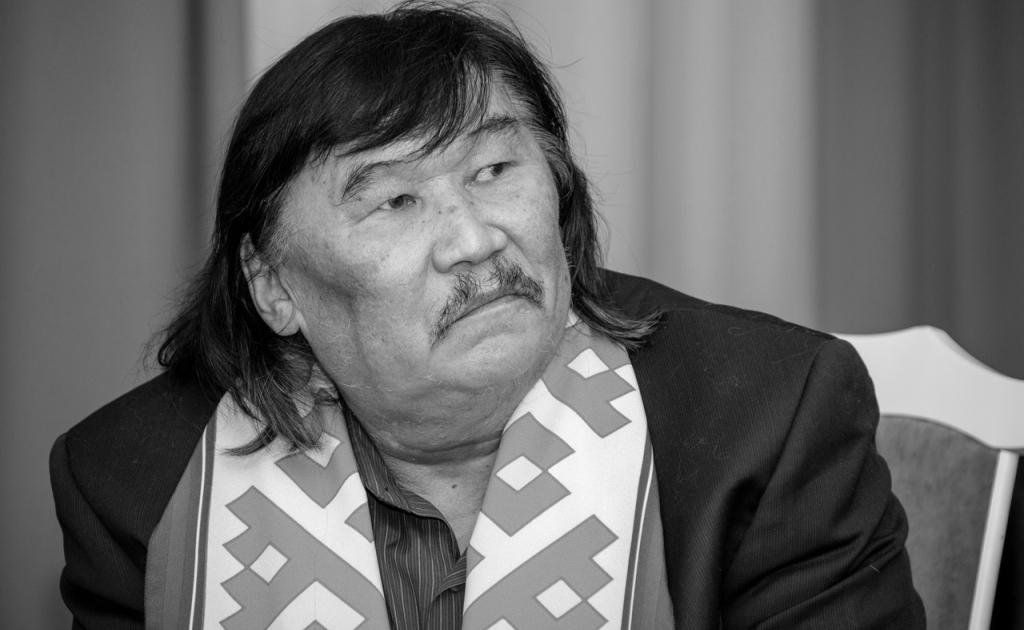 8 ноября из жизни ушёл заслуженный артист РФ Владимир Эйнович Сигуней