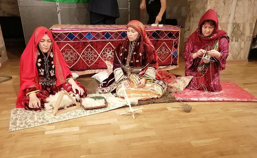 В Норильске подвели итоги городского конкурса социальных проектов среди национально-культурных объединений