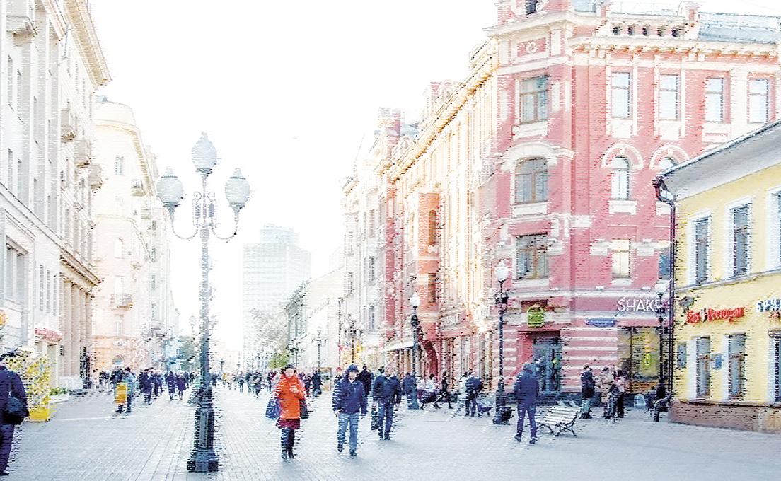 Норильску из Москвы. Поздравляет Виктор Ситнов