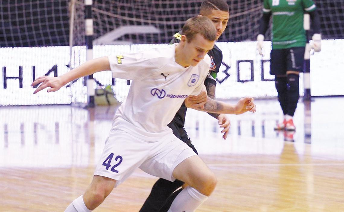 МФК «Норильский никель» одержал победу над нижегородским «Торпедо»
