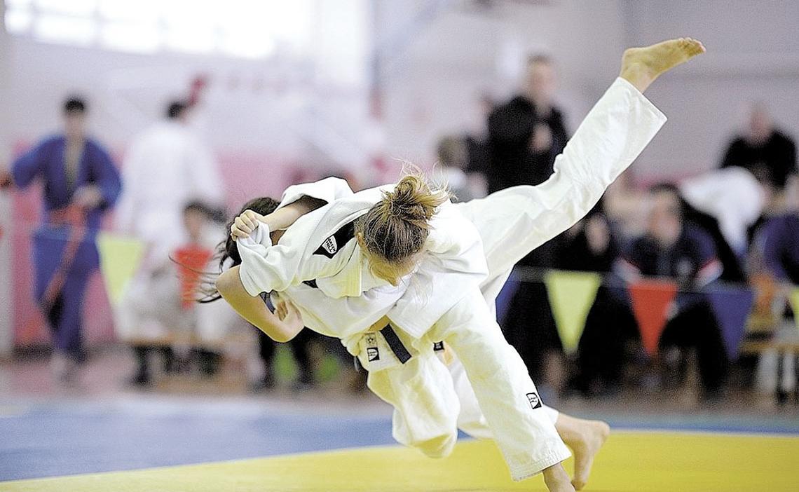 Норильчанка стала серебряным призером чемпионата Красноярского края по дзюдо