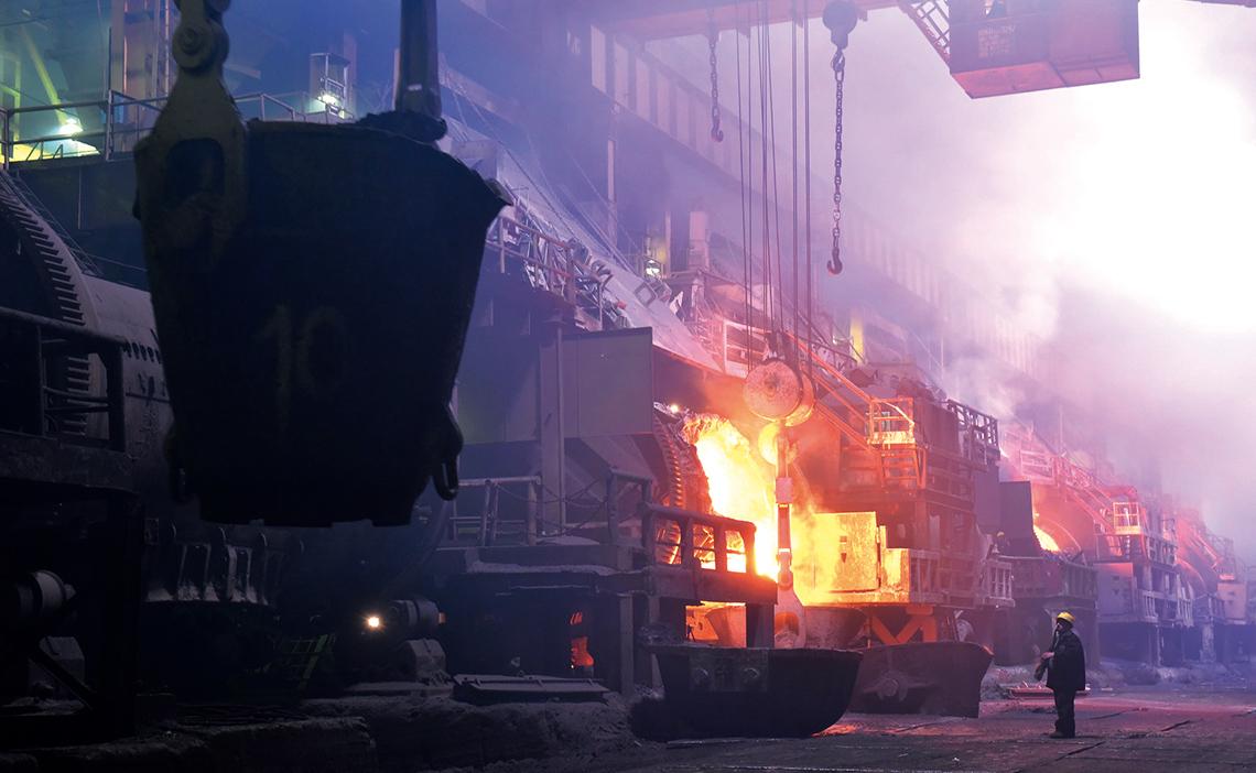 Запасы руды. Извлечение металла. Катод. Кольская горно–металлургическая компания
