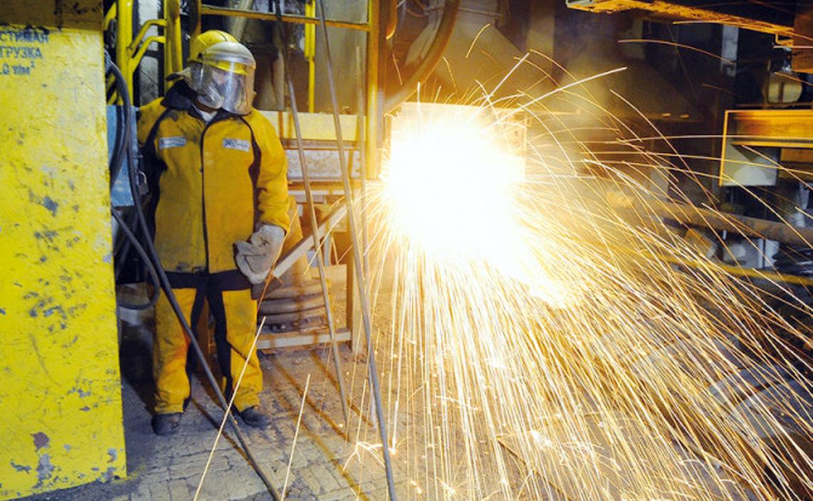 «Норильскникельремонт» заканчивает на «Надежде» ремонт конвертера № 4