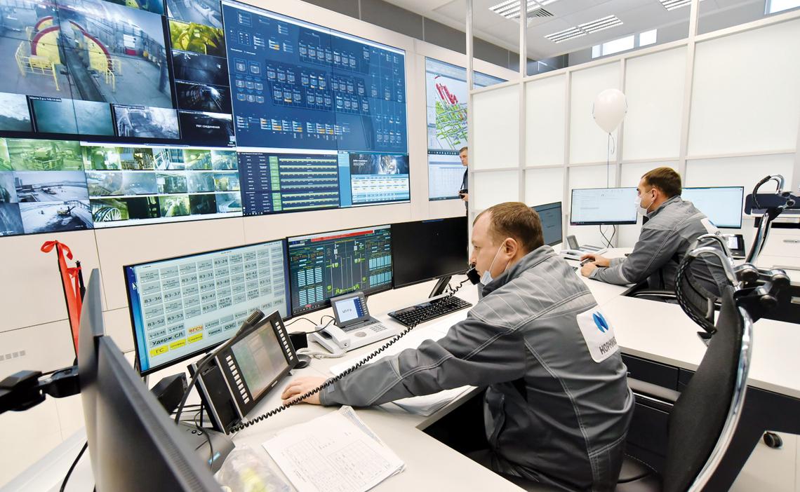 «Технологический прорыв» — одна из самых крупных инновационных программ компании «Норникель»