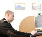 Для обучения лётного состава в «Норильск Авиа» используют многофункциональный компьютерный модуль «Мираж»