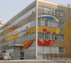 Здание на ул. Комсомольской превратится в коробку с воздушными шарами