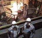 Представители Союза журналистов посетили Медный завод