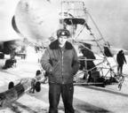 Выпускник Ставропольского высшего военного авиационного училища