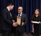 В Молодёжном центре состоялось награждение победителей и призёров соревнований «Полевой выход-2021»