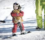 Благодаря проекту научиться кататься на сноуборде можно будет с шести лет