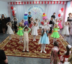 """Открытие детского сада """"Снежинка"""", 2010 год"""