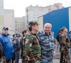 Военные мобилизационные сборы администрации города Норильска
