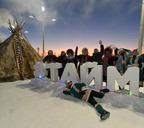 В Дудинке закончились праздничные мероприятия в честь 90-й годовщины Таймыра