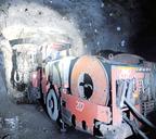 Добыча руды на руднике «Таймырский»