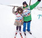 Проект «Лыжи мечты». Смена обстановки должна пойти ребятишкам на пользу