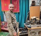 Андрей Павлов, эксперт по реставрации предметов советского периода: