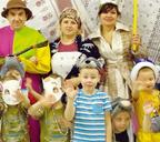 В детском саду «Тундровичок» широко отметили Масленицу