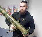 Николай Судейко, преподаватель армейского рукопашного боя, а по совместительству игротех страйкбольных полевых игр.