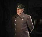 По мнению драматурга Михаила Дурненкова, Сергей Ребрий идеально передал выражение лица уже главнокомандующего Колчака