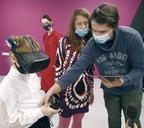 «IT–Куб. Норильск» предлагает школьникам несколько направлений: программирование, мобильная разработка, виртуальная дополненная реальность, искусственный интеллект, основы алгоритмики и логики