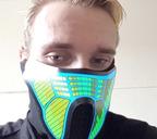 Новинка на рынке – маска для лица с эквалайзером
