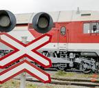 Штраф за нарушение правил пересечения железнодорожных путей увеличился в пять раз, и ещё водителю придётся попрощаться с водительским удостоверением на три–шесть месяцев