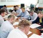 Малая инициативная группа рудника «Октябрьский» за решением очередной задачи