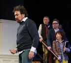 В Драматическом театре состоялась долгожданная премьера спектакля «Терраса»