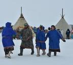 Вчера в посёлке Тухард начались традиционные празднования Дня оленевода