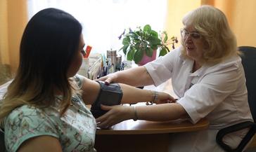 В Норильске работают специалисты Красноярского федерального центра сердечно-сосудистой хирургии