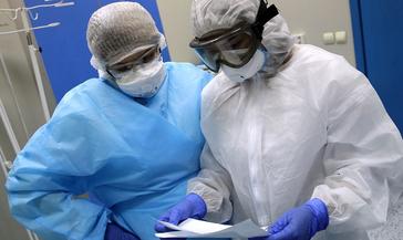 В Норильске сохраняется низкий прирост заболеваемости COVID-19