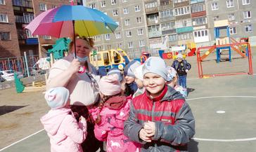 Детский сад «Тундровичок» в ноябре отметит своё сорокалетие