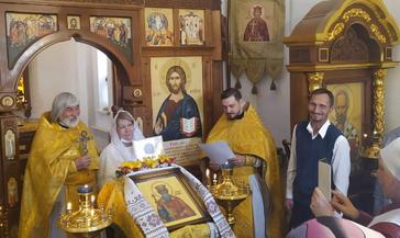 В Норильске колокольным звоном возвестили о 1032-й годовщине Крещения Руси