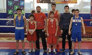 Норильская школа бокса отметилась на краевом турнире