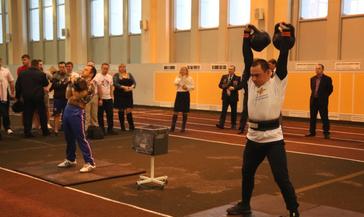 В Норильске проходит VII Фестиваль культуры и спорта среди правоохранительных и юридических ведомств Заполярья