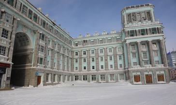 В этом году завершится разработка проектно-сметной документации для реконструкции здания на пр. Ленинский, 1