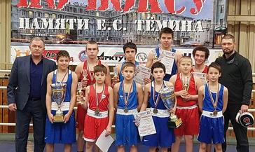 В Норильске определили лучших боксёров по итогам первенства и чемпионата города