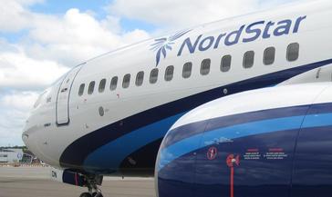 Авиакомпания NordStar возобновляет полёты из Норильска по обычной программе