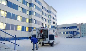 У межрайонной больницы Таймыра появился новый автомобиль