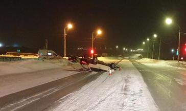 За прошедшие сутки на дорогах Большого Норильска пострадали в ДТП четыре человека