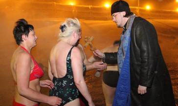 Крещение морозами