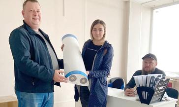 АРН продолжает выдавать бактерицидные лампы предприятиям сферы услуг