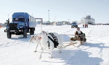 На страже Арктики